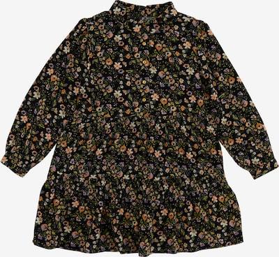 Little Pieces Robe 'Simone' en mélange de couleurs / noir, Vue avec produit