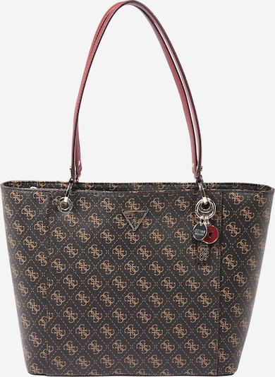 GUESS Shopper 'NOELLE' en beige / marrón, Vista del producto