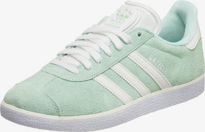 ADIDAS ORIGINALS Sneakers 'Gazelle' in Mint / White, Item view