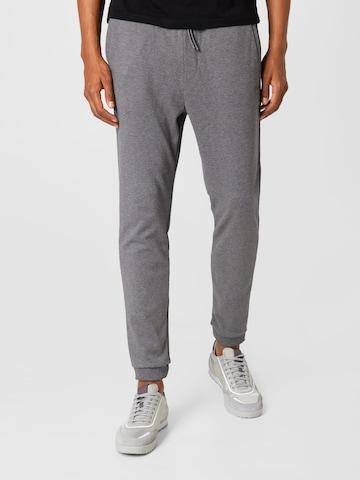 BOSS ATHLEISURE Панталон 'Hadiko' в сиво