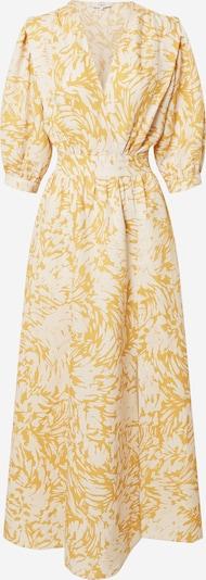 Suncoo Robe d'été 'CERES' en jaune / blanc, Vue avec produit