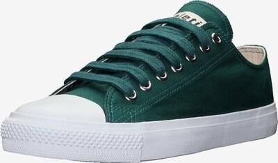 Ethletic Sneaker 'Fair Trainer White Cap Low Cut' in dunkelgrün, Produktansicht