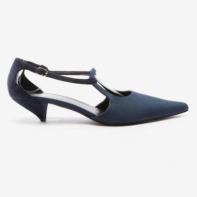 THE ROW Sandaletten in 39,5 in dunkelblau, Produktansicht