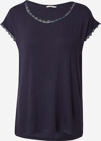 ESPRIT Nattskjorte i blå