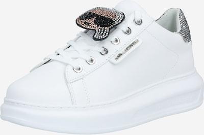 Karl Lagerfeld Niske tenisice 'Kapri'' u bijela, Pregled proizvoda