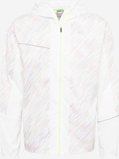 PUMA Sportjacke in mischfarben / weiß, Produktansicht