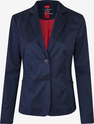 DANIEL HECHTER Blazer in nachtblau / rot, Produktansicht