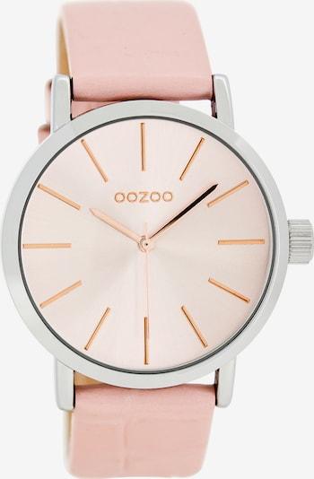 OOZOO Quarzuhr in rosa, Produktansicht
