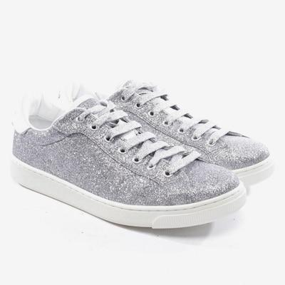 DSQUARED2  Sneaker in 40 in silber, Produktansicht