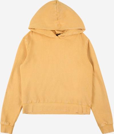 Bluză de molton 'LASKA' LMTD pe galben muștar, Vizualizare produs
