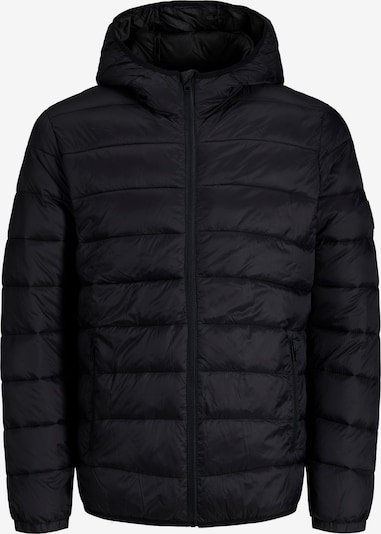 JACK & JONES Winterjas 'MAGIC' in de kleur Zwart, Productweergave