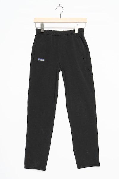 PATAGONIA Jogginghose in XS in schwarz, Produktansicht