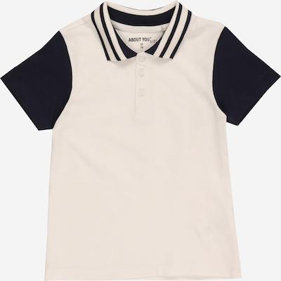 ABOUT YOU Poloshirt 'Charlie' in dunkelblau / weiß, Produktansicht
