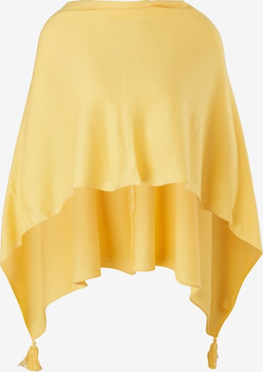 s.Oliver Cape in de kleur Geel, Productweergave