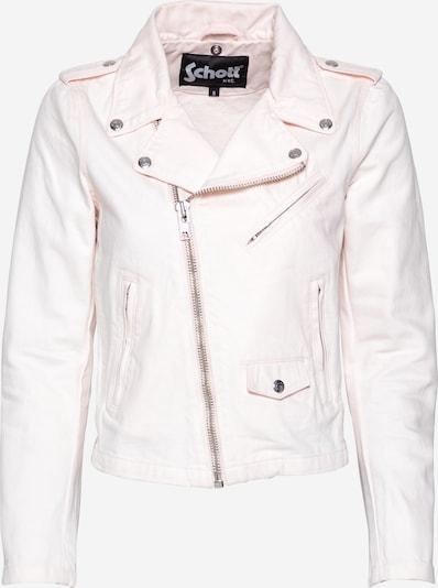 Schott NYC Veste mi-saison en rose, Vue avec produit