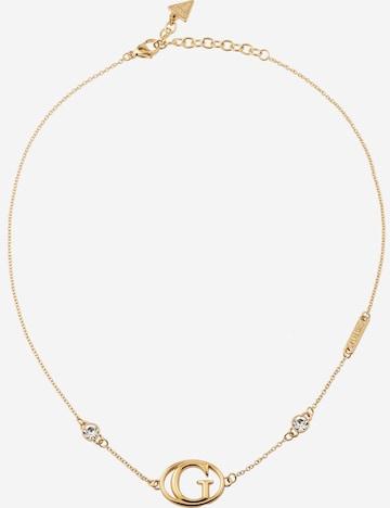 GUESSLančić - zlatna boja