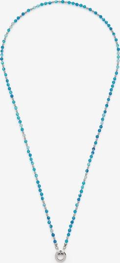 LEONARDO Kette in himmelblau / silber, Produktansicht