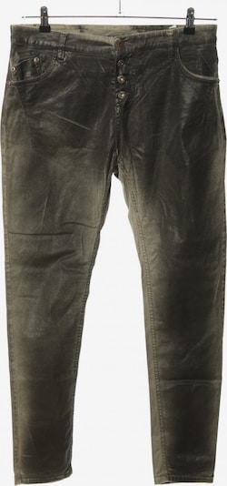 Maryley Skinny Jeans in 30-31 in khaki / silber, Produktansicht