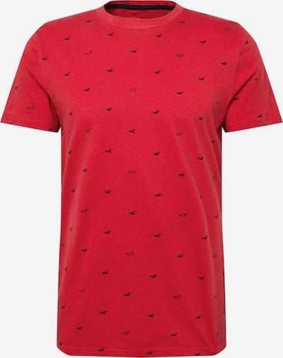 HOLLISTER Tričko - červená / čierna, Produkt