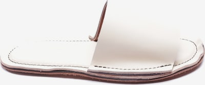 Marni Pantoletten in 37,5 in elfenbein, Produktansicht