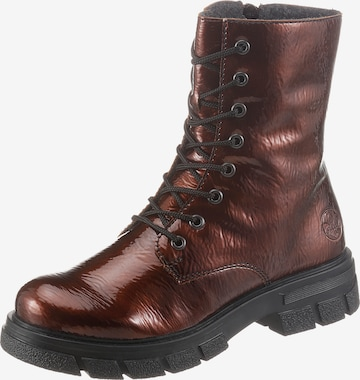 RIEKER Boots in Brown