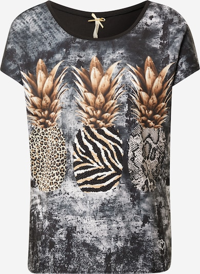 Key Largo Shirt in Brown / Grey / Black / White, Item view