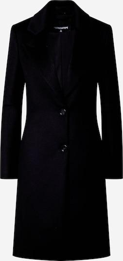 PATRIZIA PEPE Prehoden plašč | črna barva, Prikaz izdelka