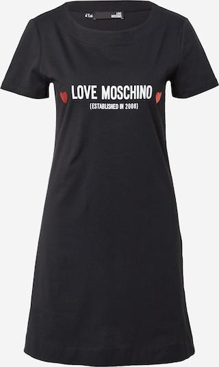 Love Moschino Šaty - černá / bílá, Produkt