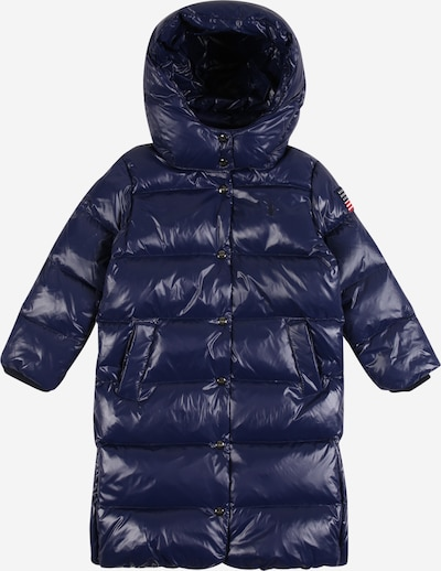 POLO RALPH LAUREN Winterjas in de kleur Navy / Wit, Productweergave