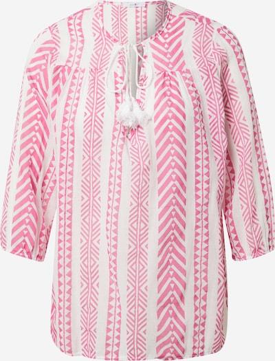 Hailys Bluse 'Remi' in pink / weiß, Produktansicht