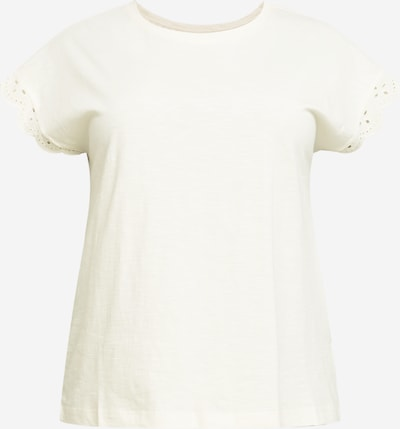 Esprit Curves Camiseta en offwhite, Vista del producto