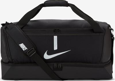NIKE Sports Bag in Black / White, Item view