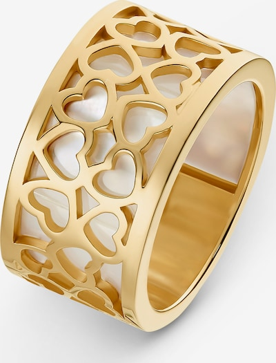 JETTE Ring in gold, Produktansicht