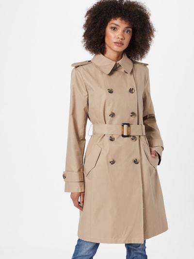 Lauren Ralph Lauren Přechodný kabát - béžová, Model/ka
