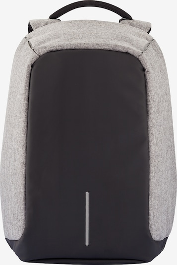 XD Design Sac à dos 'Bobby' en gris foncé / gris chiné, Vue avec produit
