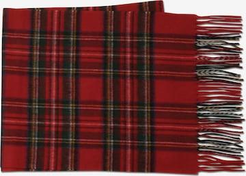 MJM Schal 'Torino' in Rot