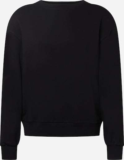 NU-IN Sweatshirt in schwarz, Produktansicht