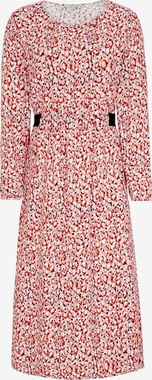 Ci comma casual identity Kleid in pink / hellrot / schwarz, Produktansicht
