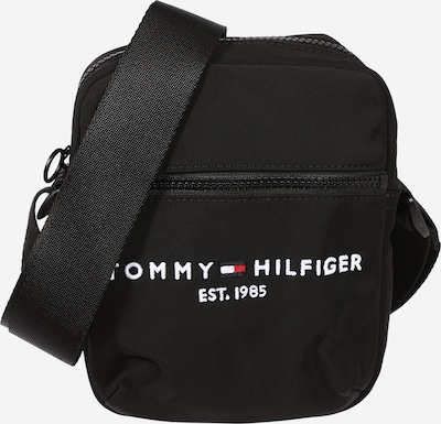 világospiros / fekete / fehér TOMMY HILFIGER Válltáska 'REPORTER', Termék nézet
