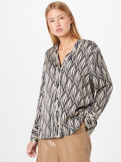 Bluză 'PALARO' CINQUE pe bej / negru, Vizualizare model