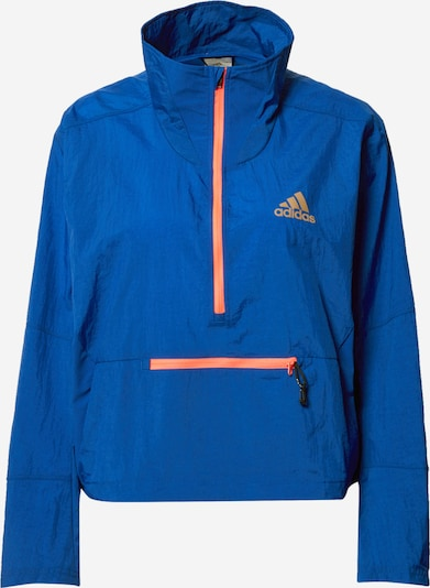 ADIDAS PERFORMANCE Sports jacket in blue, Item view