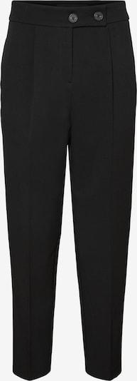 VERO MODA Pleat-Front Pants 'Ulia' in Black, Item view