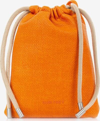 Suri Frey Smartphonehoesje 'Tilly' in de kleur Beige / Sinaasappel, Productweergave