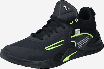 PUMA Athletic Shoes 'Fuse' in Black