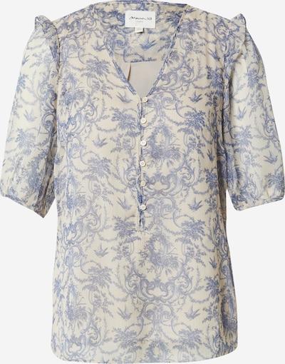 Maison 123 Μπλούζα 'TOUNIA' σε εκρού / γαλάζιο, Άποψη προϊόντος