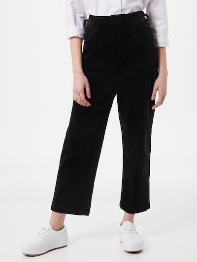 Tommy Jeans Broek in de kleur Zwart, Modelweergave