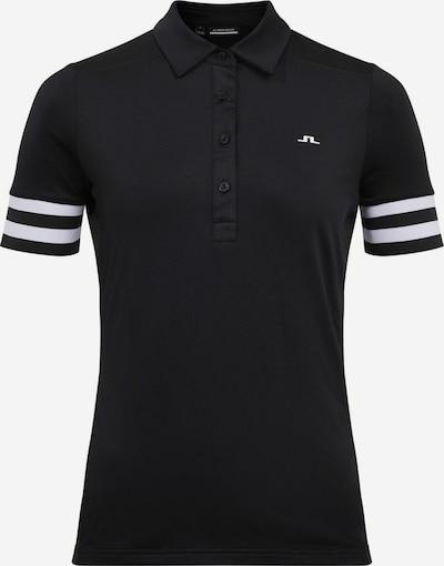 J.Lindeberg Shirt 'Stella' in schwarz / weiß, Produktansicht