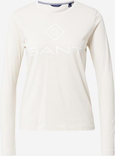 GANT Shirt in Ecru / White, Item view