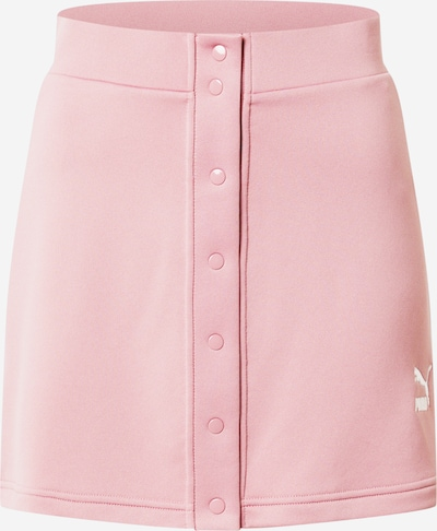 PUMA Falda deportiva en rosa claro / blanco, Vista del producto