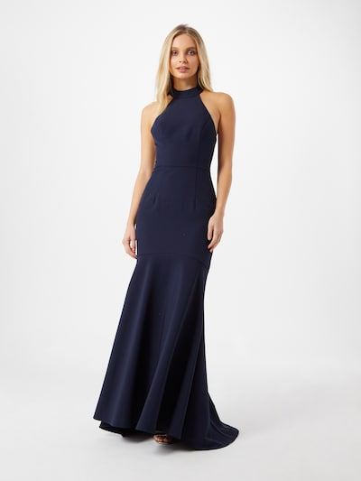 Jarlo Společenské šaty 'SADIE' - námořnická modř, Model/ka